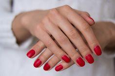 nice Шикарный красный маникюр (50 фото) — Модные тенденции в 2016 году Читай больше http://avrorra.com/modnyj-krasnyj-manikyur-foto/
