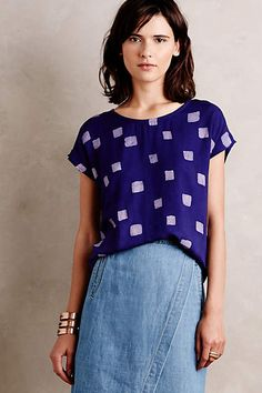 Kama Top - anthropologie.com