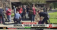 Dozens of US schools locked down or evacuated due to threats of violence since Oregon massacre