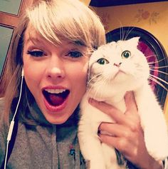 La twitpic de Taylor Swift