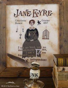 Jane Eyre by ThePrimitiveHare on Etsy