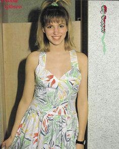 Debbie Gibson, 80s Fashion, Tankini, Celebs, Singer, Swimwear, 1980s, Tiffany, Nostalgia