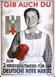 German WWII Red Cross (Deutsche Rotes Kreuz -- DRK)