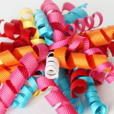 I'm making this for my daughter's birthday bow:)