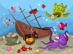 decoracion fondo del mar - Buscar con Google