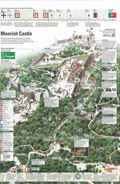 Review of and tips for visiting Castelo dos Mouros (The Moorish Castle) in Sintra, Portugal by Casual Travelers