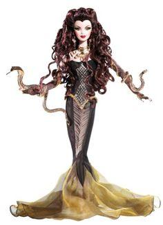 Barbie Collector MEDUSA Doll Mattel http://www.amazon.fr/dp/B0011EZG30/ref=cm_sw_r_pi_dp_NrU3tb1EWBRFKBNC