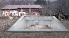 Conversion of a farmhouse  / Peter Haimerl . Architektur