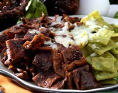 Oven-Baked Chilaquiles with Maseca® and recipes for two different sauces