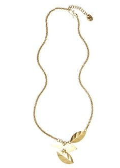 People Tree | Robin Bird Necklace #fashiontakesaction