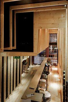 WOOD DESIGN INSPIRATION    Commercial Interior Design    #commercial #design #wood
