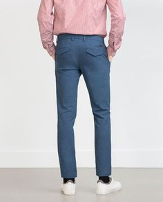 Image 3 of COLORED TROUSERS from Zara