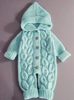 Knitting pattern for baby jumpsuit, knit baby romper, months, pdf instruction in English Baby Cardigan, Knit Baby Pants, Knit Cardigan Pattern, Baby Boy Knitting Patterns, Baby Patterns, Knit Patterns, Knitted Baby Outfits, Crochet Baby Clothes, Baby Overalls