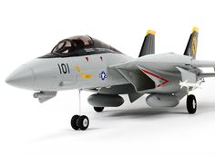 F-14 Tomcat Twin Ducted Fan EPO 1000mm (PNF)