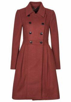 Manteau classique - rouge