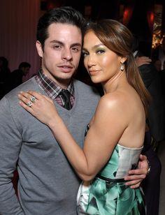 Jennifer Lopez and Casper Smart are back on! - John Shearer/Invision/AP///  Jennifer Lopez deserves the troll looking man.