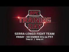 UFC ON FOX: Take a look inside the Serra-Longo fight team