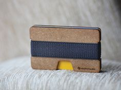 Wooden wallet, credit card wallet, women and men wallet , minimalist slim, modern design on Etsy, $19.00