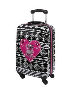 Cheetah Hardshell Roller Suitcase Hardshell suitcases are better ...