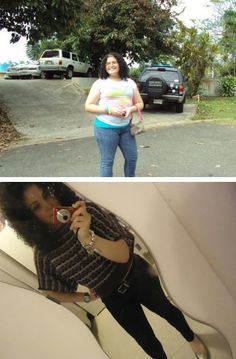 Похудевшие девушки - 50 фото - они сделали это!