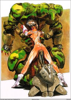 Masamune Shirow Art 26.jpg:
