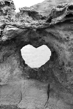Heart Rock on Maui Art Print