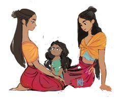 Layali, Junah & Sahar