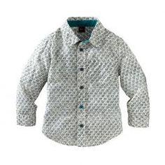 Tea Collection's Dance Print Shirt - Fun With Four