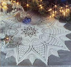 #crochet doily