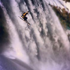 Sage Cattabriga-Alosa rocking the cave air @jacksonholemtnrst circa 2001.  #tgrtbt #tbt