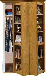 Have you checked out the InvisiDoor BiFold Bookcase page lately? We have a great new video up so you can see the door in action!