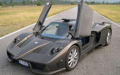 Lavazza GTX-R Supercar
