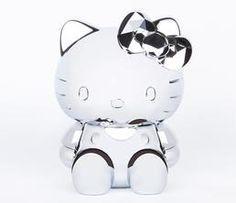 Sephora x Hello Kitty Brush Set: Silver
