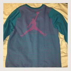 Air Jordan Sweater It's been worn once, great condition! Youth XL or Adult Small