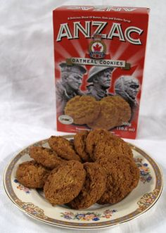 Anzac Biscuits have been made since World War One to raise money for veterans. Click through for the story behind them.