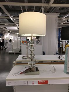 Ikea bed lamp $69