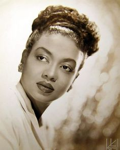 Hazel Scott - Pianist, the first African-American to have her own Television Show