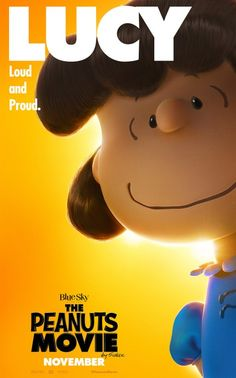 Enjoy These NEW Character Posters For THE PEANUTS MOVIE | Rama's ...