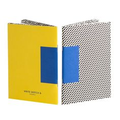 Super Gear Pocket Notebook Set by Write Sketch &