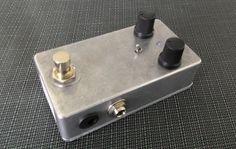 Harmonic Percolator overdrive distortion fuzz by monkeykingshop