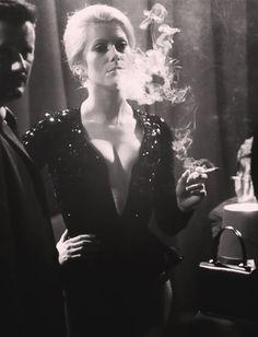 Catherine Deneuve... makes me want to smoke