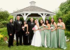 groomswoman | From Knottie Beth&Derek: