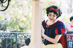 Snow White & The Evil Queen by jacobsphotopass, via Flickr
