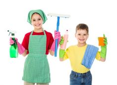 Creating Chore Charts within a Blended Family.  Learning how to give age-appropriate chores to children and stepchildren and why it's so important to do it.