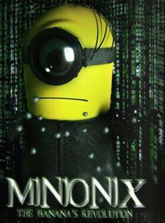 The Minionix Neo Matrix Minion Amor Minions, Despicable Minions, Cute Minions, Minions Quotes, Minions Images, Funny Minion Pictures, Funny Pics, Daft Punk, Minion Dress Up