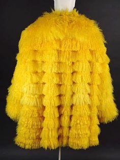 montana coat, fur coat