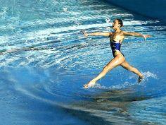 13 photos de natation synchronisée avec le bon timing  2Tout2Rien