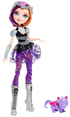 Walmart Exclusive Poppy O'Hair and Baby Dragon Brushfire Ever After High Dragon Games #EAH #everafterhigh