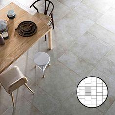 Esittelemme kaikki laattojen ladontamallit | Meillä kotona Tile Floor, Home Appliances, Flooring, Crafts, House Appliances, Manualidades, Tile Flooring, Appliances, Wood Flooring