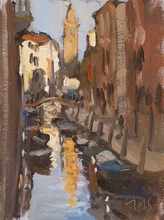 Daily paintings | San Barnaba | Postcard from Provence